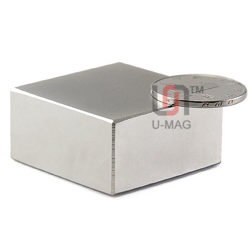 Магнитные материалы 2 40x40x20mm