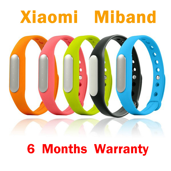 Xiaomi MiBand Xiaomi iPhone 5S 6 Samsung S5 S6 4