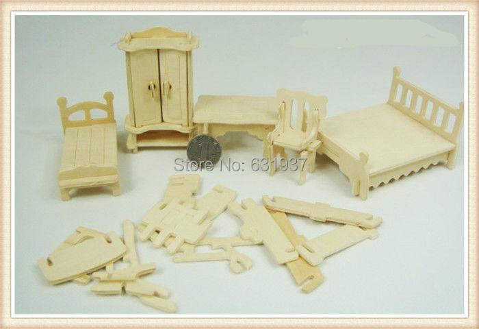 free dollhouse furniture patterns. Free-Shipping-DIY-Mini-Furniture-34pcs-set-Kids- Free Dollhouse Furniture Patterns