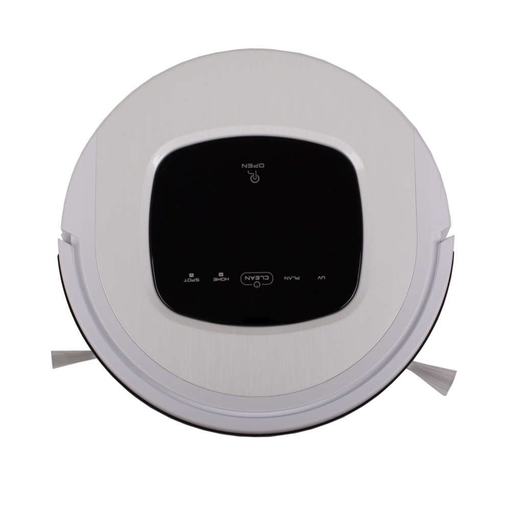 Smad Robot Vacuum Cleaner House Carpet Floor Auto/Spot/Edge/Scheduling cleaning UV function Vacuums,Free Shipping(China (Mainland))