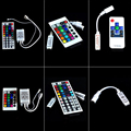 DC12 24V Mini 3 24 44 Key IR Remote Wireless Controller Dimmer Dynamic Mode Infrared For