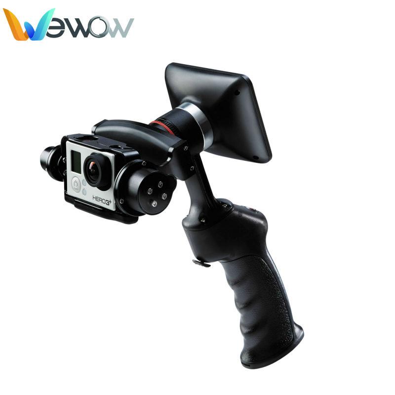 Wewow GP plus Handheld Gopro 3/3+/4 Stabilizering Gimbal Camera Stabilizer(China (Mainland))