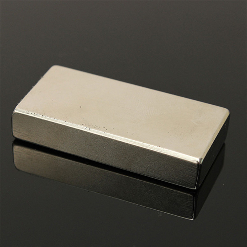 1PC Neodymium Block Magnet N52 Rare Earth Magnets Very Powerful NEO Magnets DIY MRO 49 x 24x 10mm(China (Mainland))