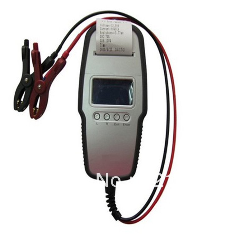 MST-8000 Universal 12V Auto Battery Analyzer Battery Tester For Cars(China (Mainland))