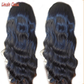 Virgin Hair Full Lace Wig Human Hair Brazilian Body Wave Glueless Full Lace Wigs with Baby