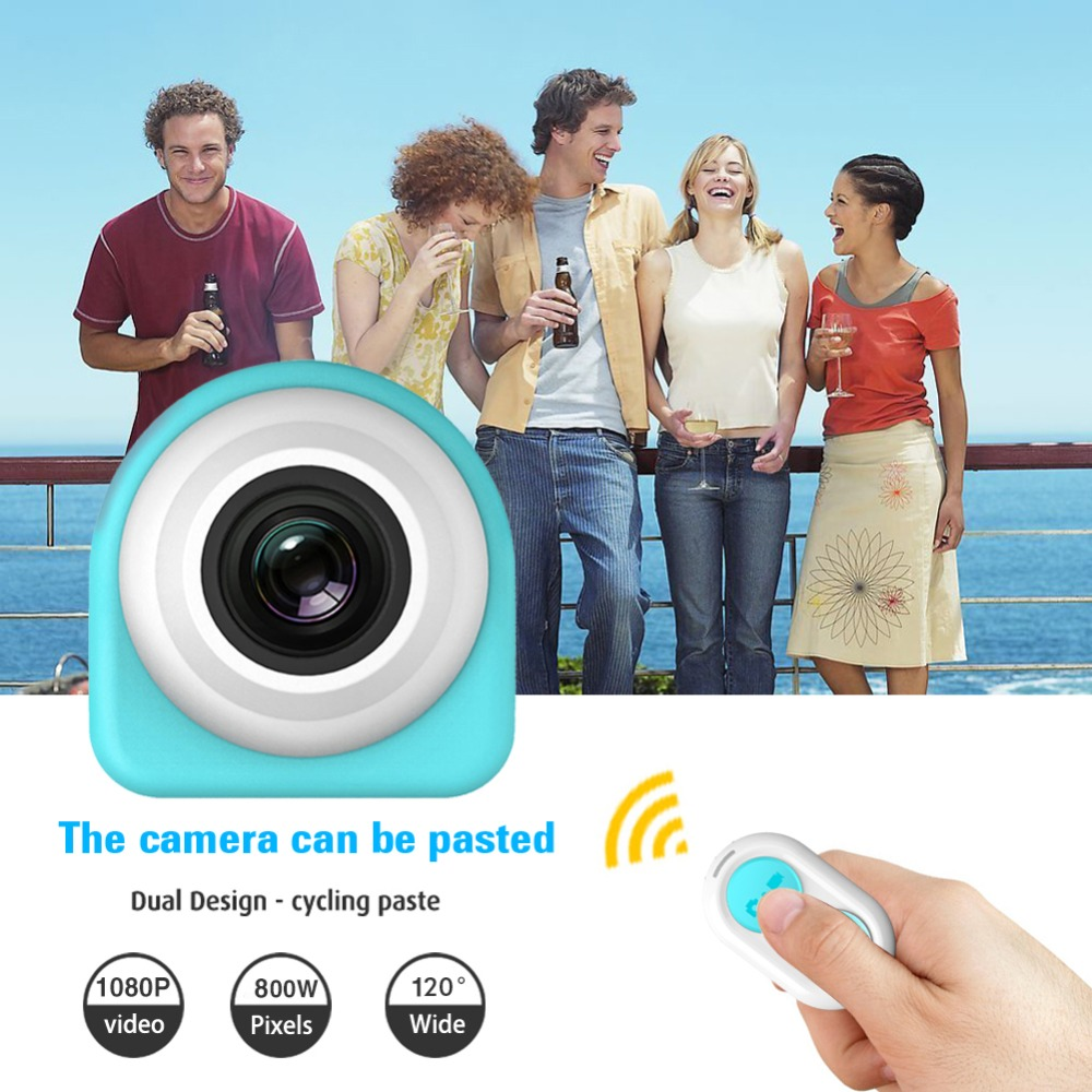 SOOCOO G1 Lifestyle Action Camera 1080p@30fps Waterproof Build-in WIFI with Watch Remote Control Sport Camera with Pasted Design(China (Mainland))