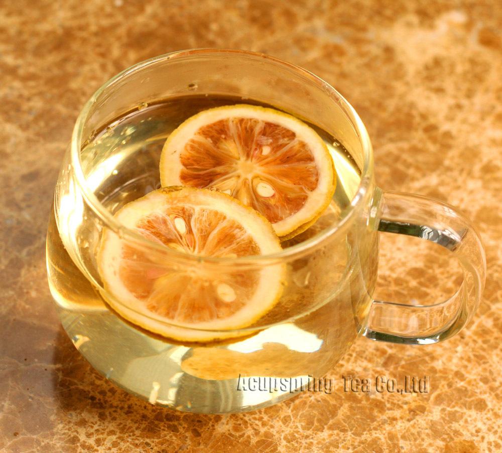 Promotion, 100g Dry Lemon Slice,Caffeine-free,Chinese herbal /  flower tea, tisane,Fruit tea,100% natural,Good for Beauty,H07<br><br>Aliexpress