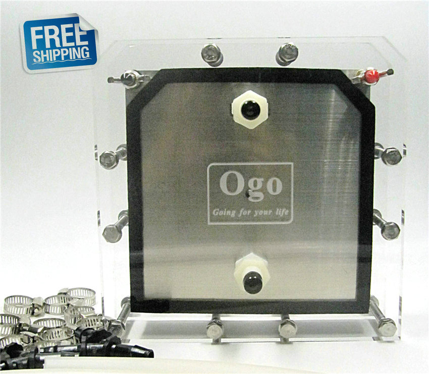 Free shipping to West EUR! NEW Super HHO Cell OGO-DC66611(Revolutionary)(China (Mainland))
