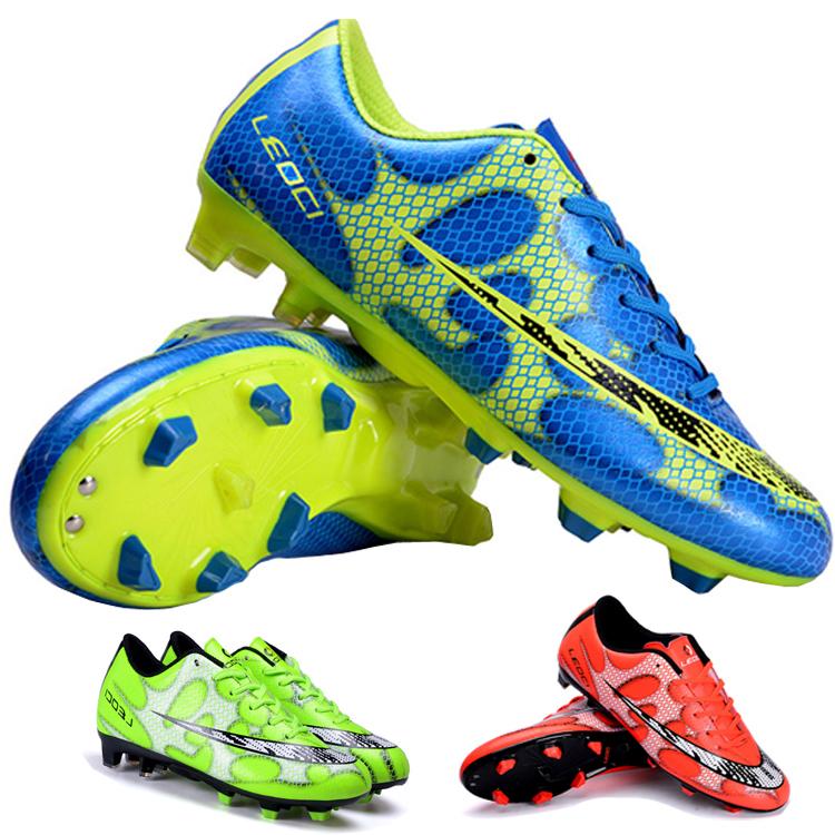 LEOCI Superfly Shoes Soccer Cleats Men Football Turf Shoescheap Outdoor Soccer Bootschuteiras ...
