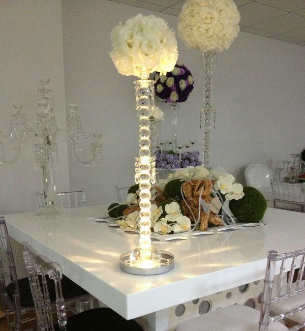 NEW !!! Wedding&Events centerpieces lighting~8inch 16 colors Spot led light base, 10 units/lot(China (Mainland))