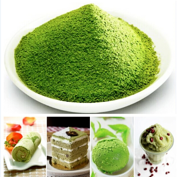250g Japanese Matcha Green Tea Powder 100% Natural Organic slimming tea green food cake ice cream raw material powder wholesale(China (Mainland))