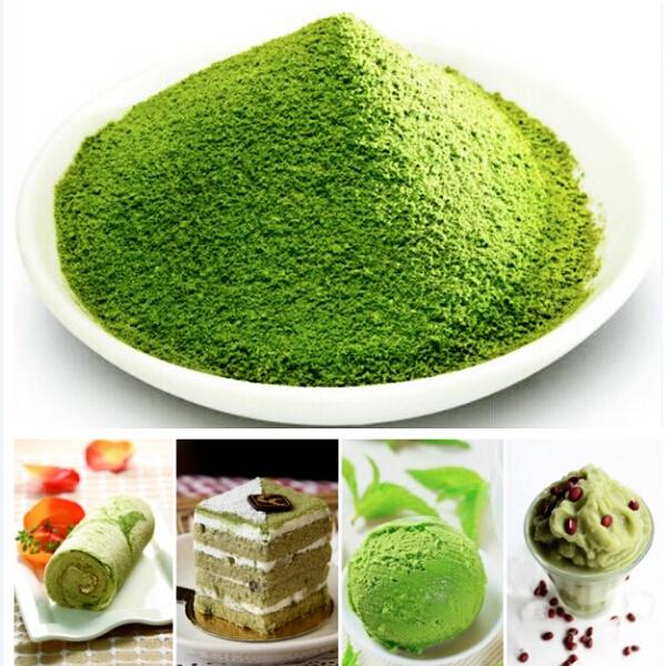 250g Japanese Matcha Green Tea Powder 100% Natural Organic slimming tea green food cake ice cream raw material powder wholesale(China (Mainland))