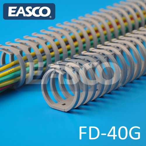 Flexible Wire Track : Flexible wire track fd g by easco industrial cable