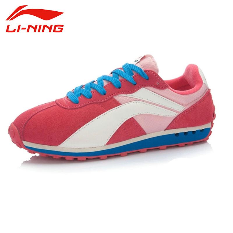 LI-NING Liftsports Series 3KM Women Classic Casual Walking Shoes ALCJ118 XWC239