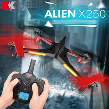 Newest XK Alien X250 2.4GHz 4CH Drone 6-Axis Gyro 3D 6G Mode Quadcopter Dron RC Helicopter vs SYMA X5SW X5SC Free Shipping