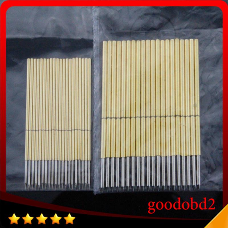 BDM frame pin for 40pcs needles .it have 20pcs small needles and 20pcs big needles support BDM100 ECU programmer(China (Mainland))