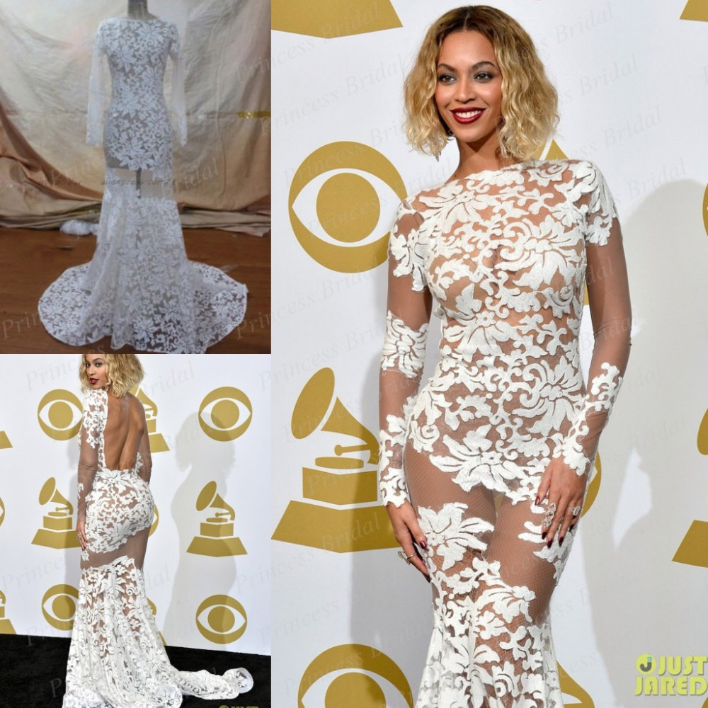 High quality beyonce grammys dress promotion shop for high for Ariana grande wedding dress
