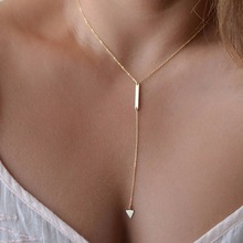 Golden Tassels Short Necklace Clavicle Chain New Fashion Vintage Pendant Necklace Chocker Necklace For Women 2015 New(China (Mainland))