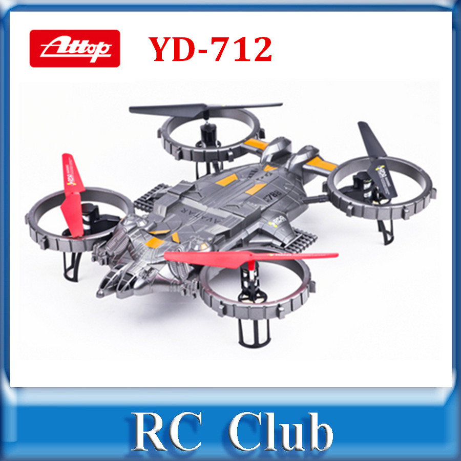YD-712 AVATAR 4CH RC Helicopter Built-in GYROSCOPE Big RC Quacopter AVATAR Toys(China (Mainland))