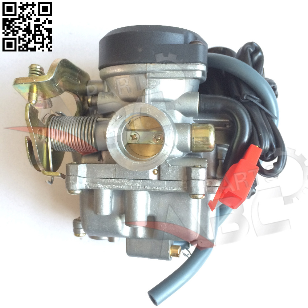 50CC GY6 CHINA ATV SCOOTER MOPED PD18J CARBURETOR FOR QMB139(China (Mainland))