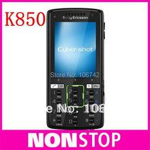 K850 Unlocked Original Sony Ericsson k850i Mobile Phone Free Shipping(China (Mainland))
