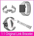 4th Gen Real 1 1 Link Bracelet For Apple Watch Band 42mm 38mm Made By 316L