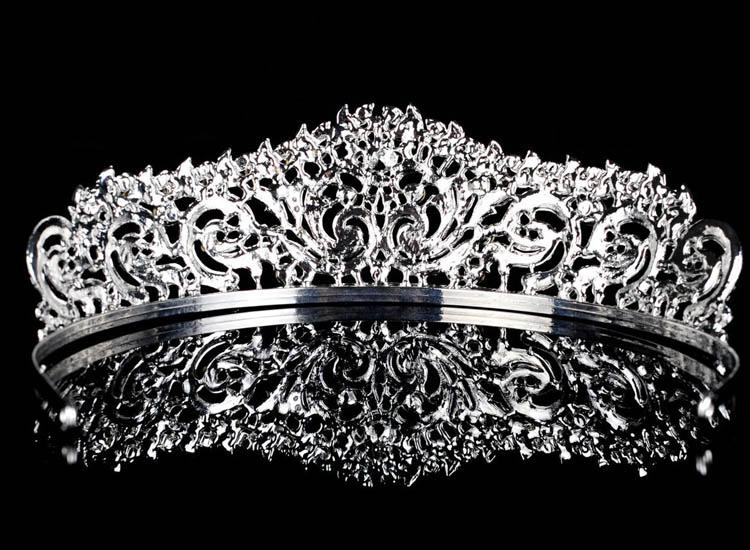 Topwedding Rhinestones Bridal Headpiece Wedding Tiara Crown, women_ (1).jpg