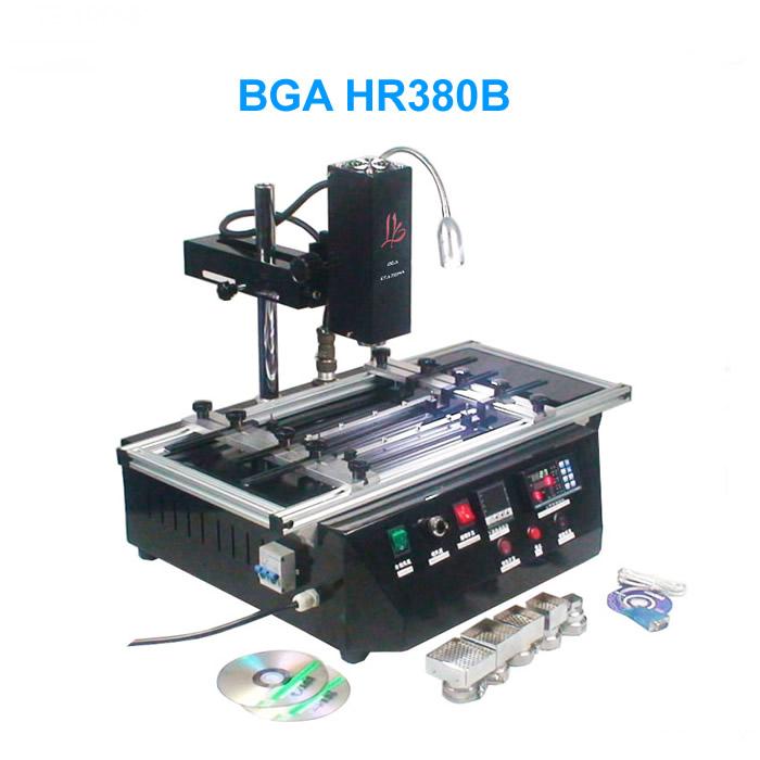 Free shipping, Infrared BGA reballing station welding machine HR380B for rework repair the variety of CPU's seat(China (Mainland))
