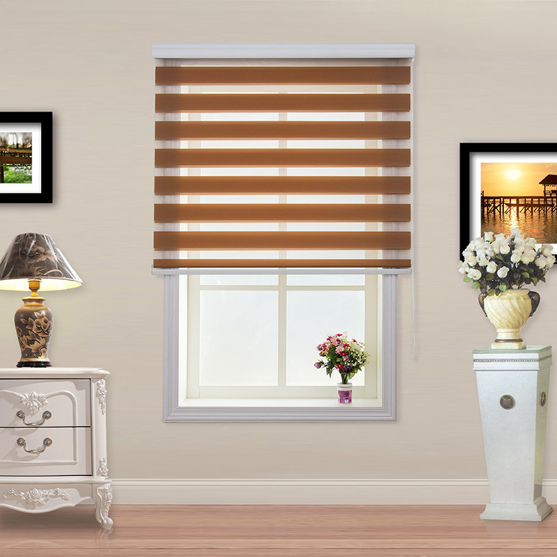 Double Window Blinds : Online buy wholesale double roller blinds from china