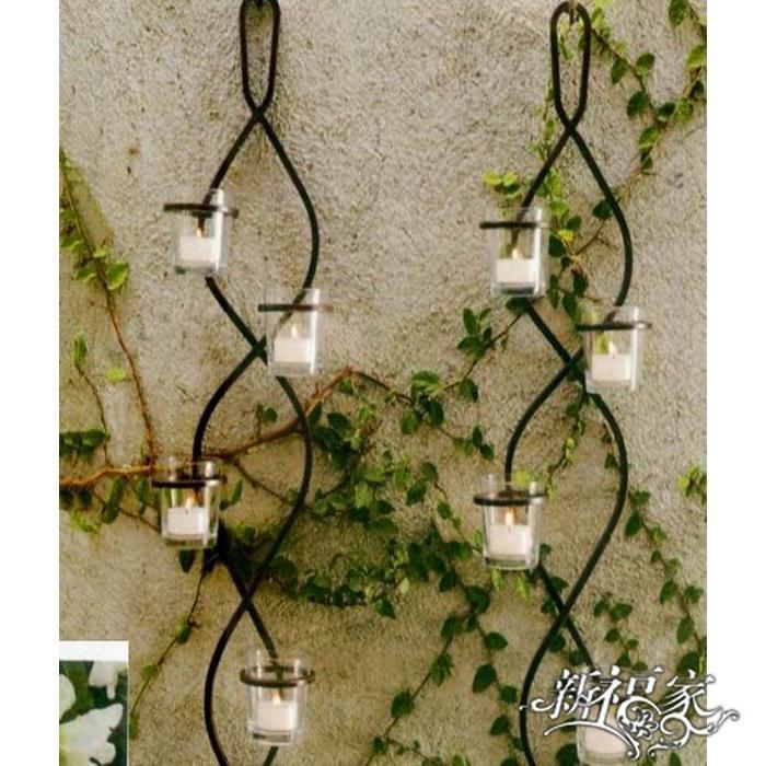 Meubilair decoratie kandelaar homen tuindecoratie iron for Meubilair groothandel