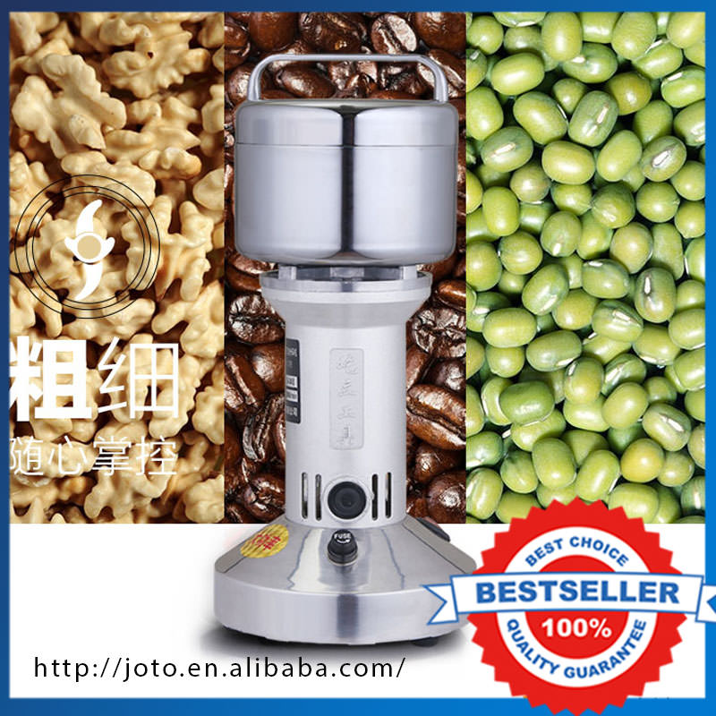 Mini Powder Grinder Machine For Home 100G Capacity Chili Powder Making Machine(China (Mainland))