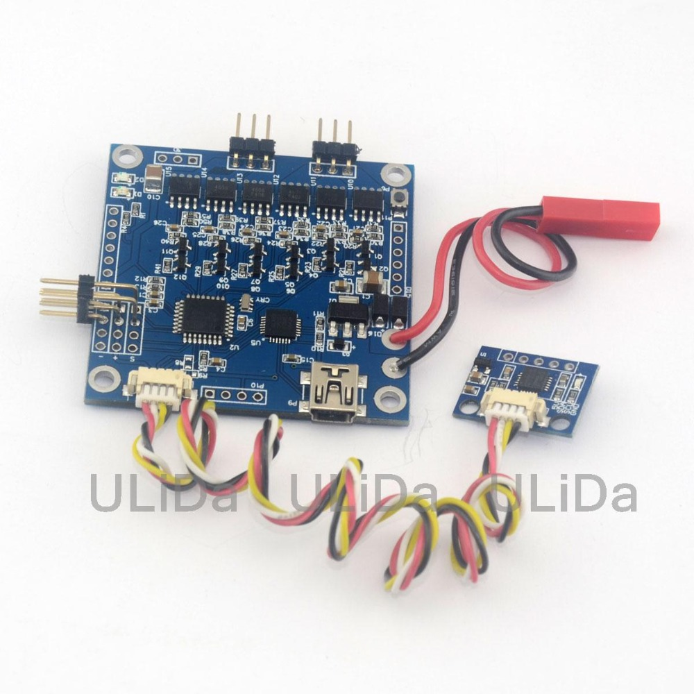 Wholesale Lot=5set 2 Axis Brushless Gimbal Controller Board  Alexmos SimpleBGC  Firmware 2.2b2 BGC 3.1 MOS Large Current Driver<br>