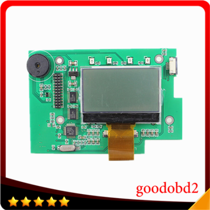 For benz car truck tool SD Connect C4 lcd with Board Support MB Star C4 diagnostic tool SD Connect Compact4 LCD pcb board(China (Mainland))