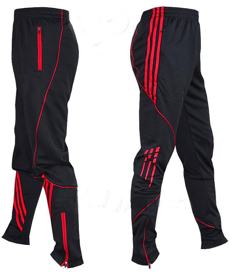 Гаджет  2015 New arrival Brand Professional Soccer Pants Slim Skinny SportsTraining Running Pants Men