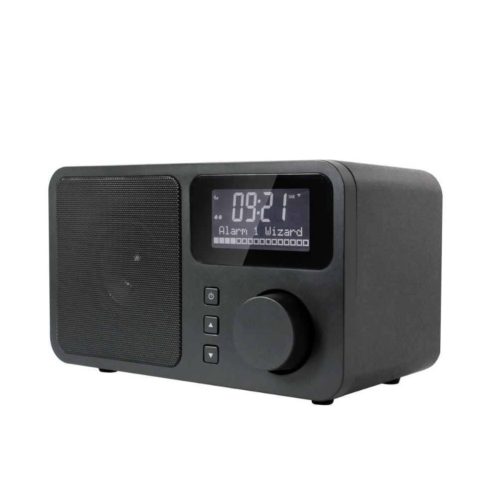 dab radio alarm clock big display bush big display dab alarm clock radio black alarm philips. Black Bedroom Furniture Sets. Home Design Ideas