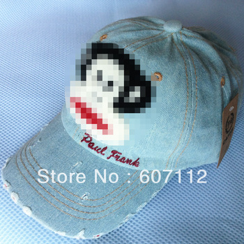 C1291703 PROMOTION!Free shipping wholesale cotton baby baseball cap/children boy girl snapback hats