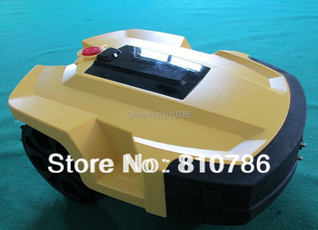 Robot Lawn Mower L600, Mowing area: less than 700m2 , Battery: 2 PCS, Lithium , 24V, 8Ah, Blade rotate speed: 3200 R/M