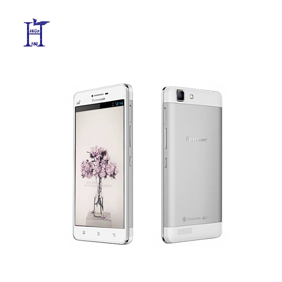 Fast ship Original Lenovo A6600 Quad Core 1.5GHz Cell Phone 1G RAM 8GB ROM Android 4.4 5 inch IPS 1280*720P(Hong Kong)