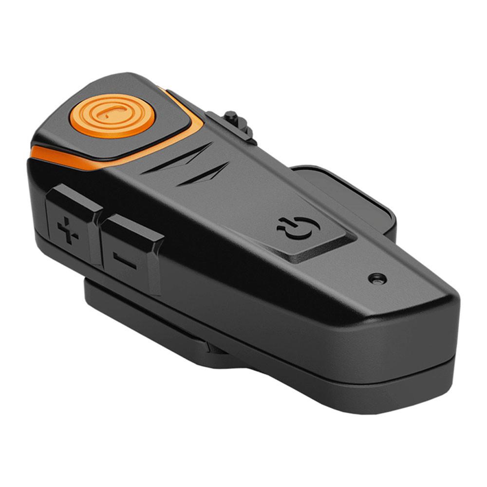 2016 New 1 PC 1000M Motorcycle Bluetooth Helmet Intercom for 6 riders BT Wireless intercomunicador Interphone Headsets SE 09