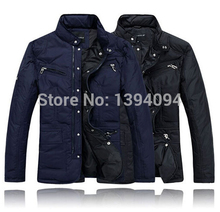 Winter men's clothes thick warm 90% white duck down jackets coats,mens outdoor jacket POLO sports coats & jackets,free shipping