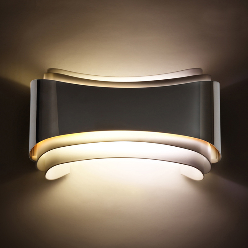 Buy Modern 5w Led Wall Lights Foyer Bed Dining Living Room Lamp Led Bathroom