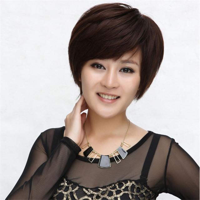 High Fashion Womens Short Hair 2015