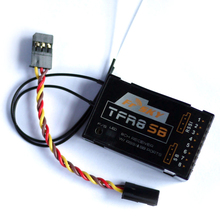 Buy Frsky TFR8SB 8/16CH FASST Compatible Receiver RSSI&SB Ports for $45.85 in AliExpress store