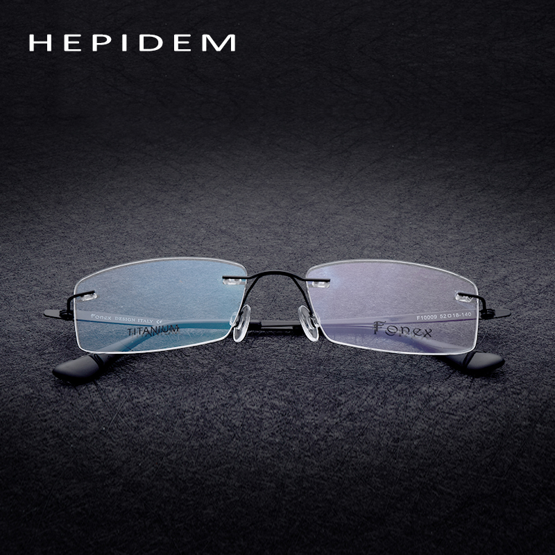 Rimless Glasses No Screws : Online Get Cheap Rimless Titanium Glasses -Aliexpress.com ...
