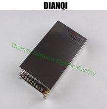 switching power supply 40A power suply 15v 600w Input 110v ac to dc power supply ac dc converter high quality S-600-15(China (Mainland))