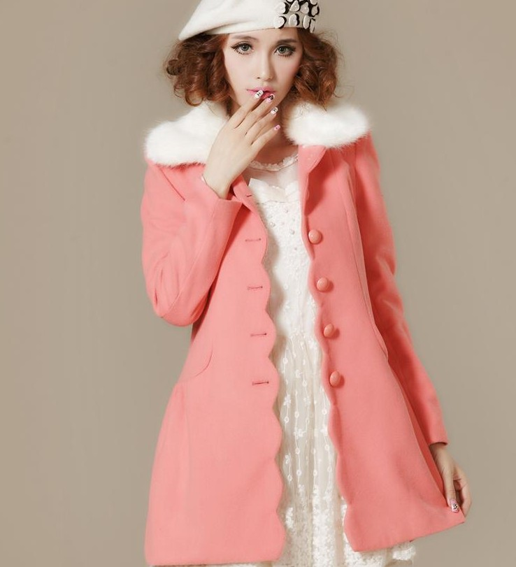 Cute Wool Coats