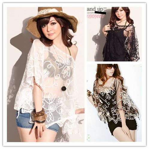 Женские блузки и Рубашки Batwing блузки и рубашки