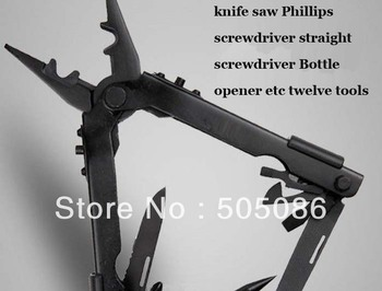 Multi Plier 600DET OEM Stretching Pliers Knife Outdoor 420 Stainless Steel Multi Functional Combination Pliers Free Shipping