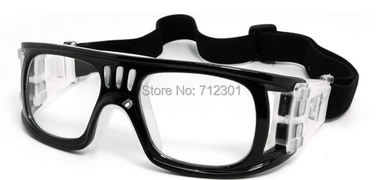 Sports Goggles, Clear Lens Soccer Glasses, Protective football Goggles, Professional Basketball Eyewear(China (Mainland))