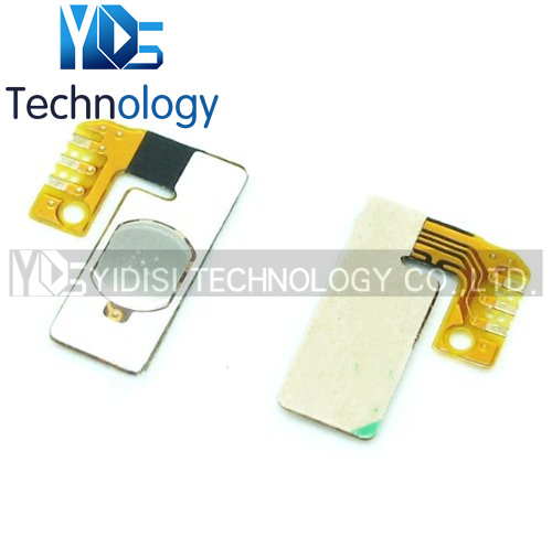 100pcs/lot Wholesale Power ON OFF Button Flex Cable Ribbon For Samsung Galaxy S2 i9100 Flex Ribbon Repair Parts(China (Mainland))